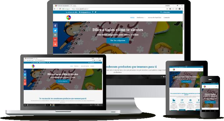 Sitios y Paginas Web, Diseño Gráfico, Marketing Digital, Copywriting y Consultoría