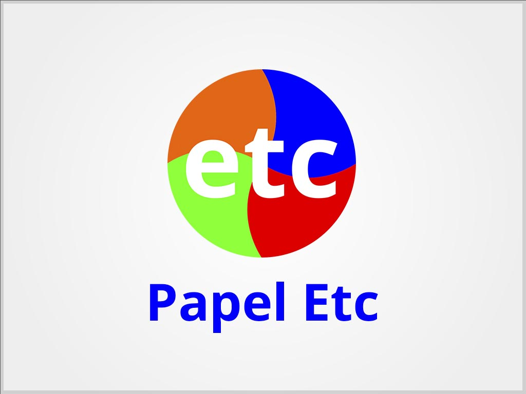 Logo de Papel Etc