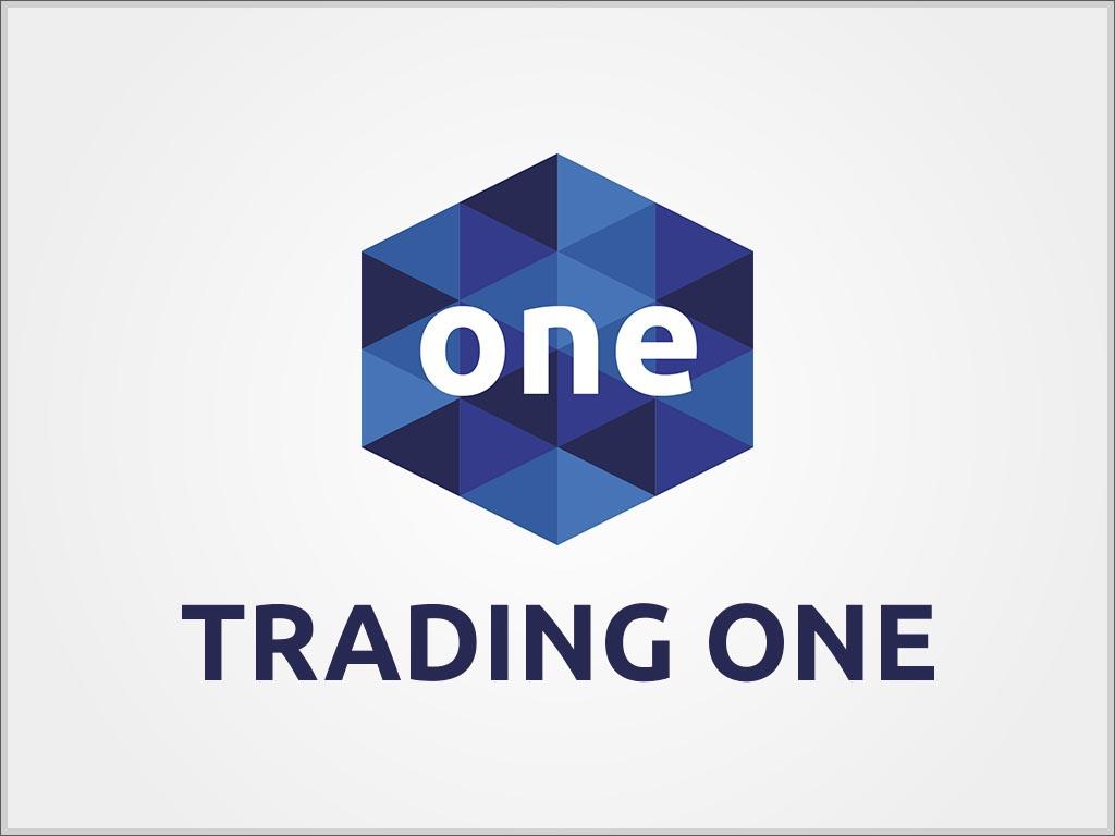 Logo e Imagen Corporativa de Trading One