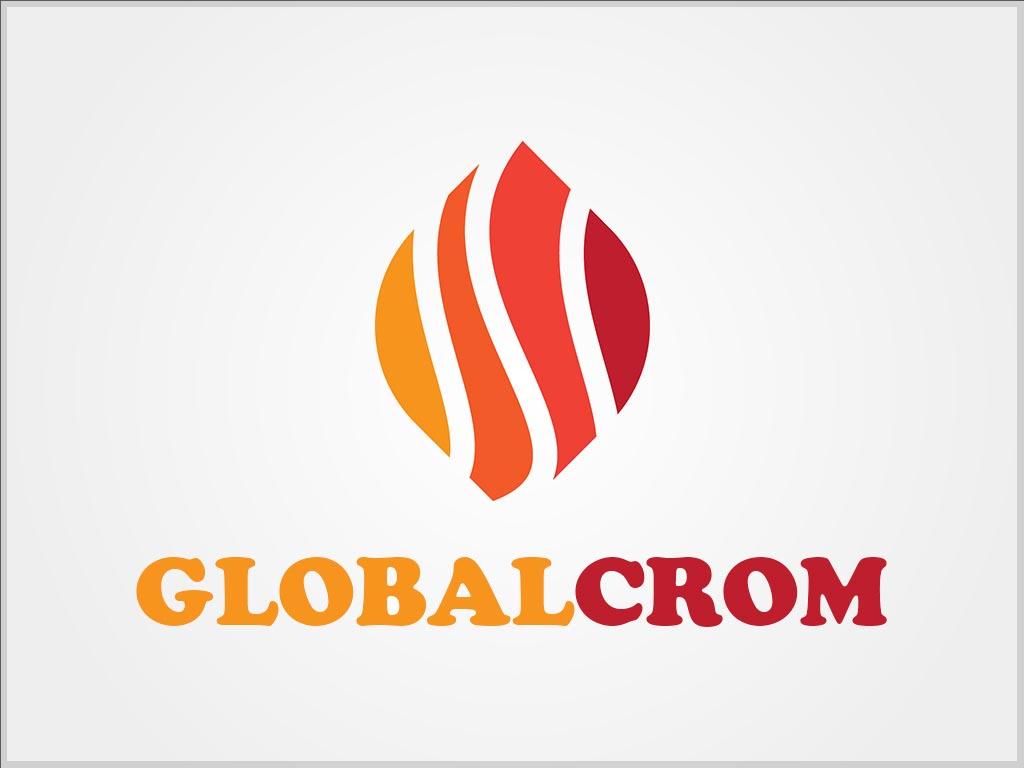 Logo e Imagen Corporativa de Globalcrom