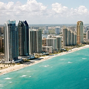 Ciudad de Miami Beach
