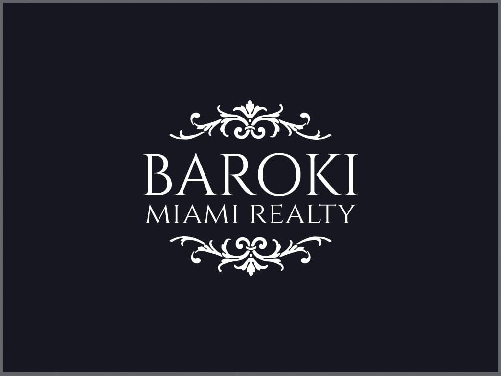 Logo de Baroki Miami Realty