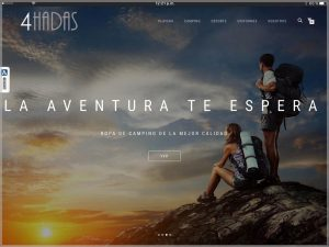 4 Hadas Website