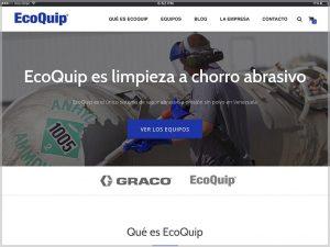EcoQuip Venezuela Website