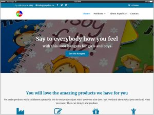 Papel Etc Website