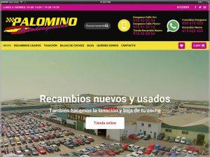 Palomino Car Scrapping Website