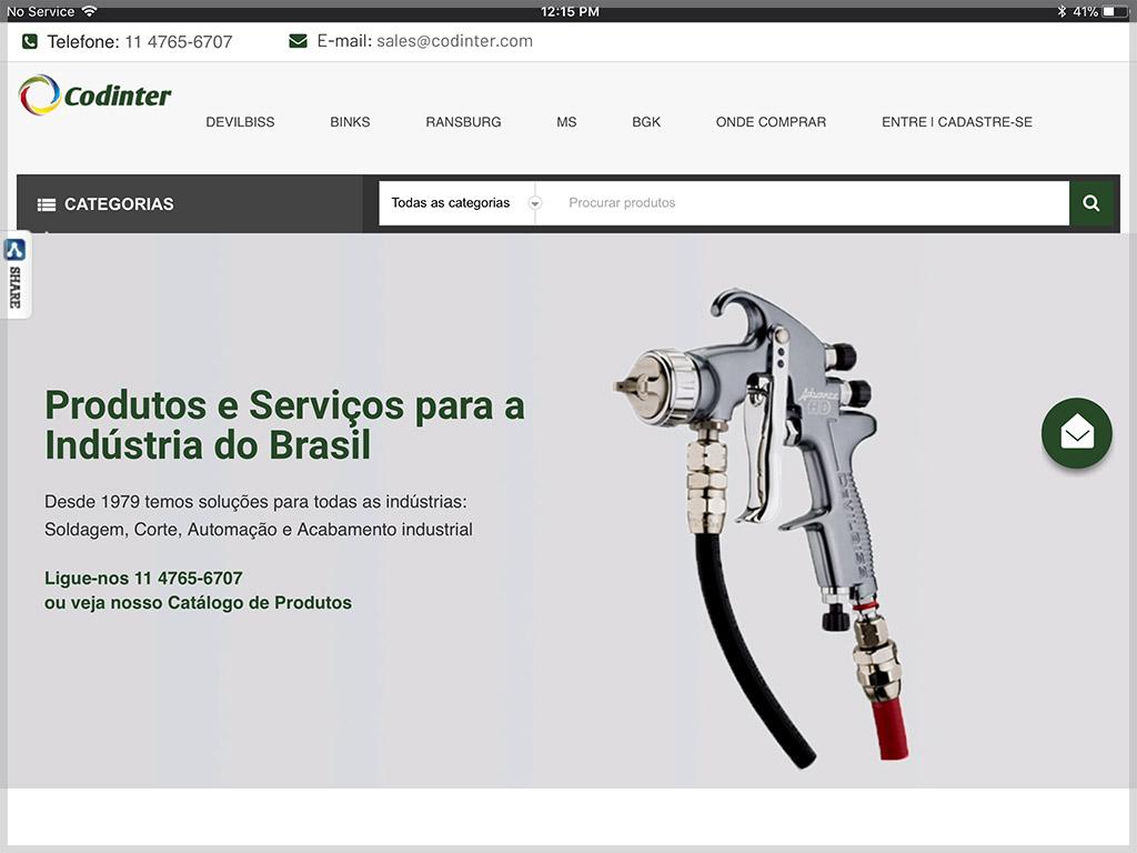 Codinter Website