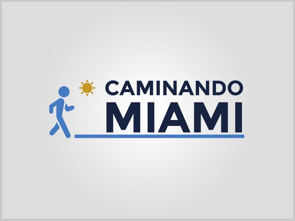Caminando Miami Branding