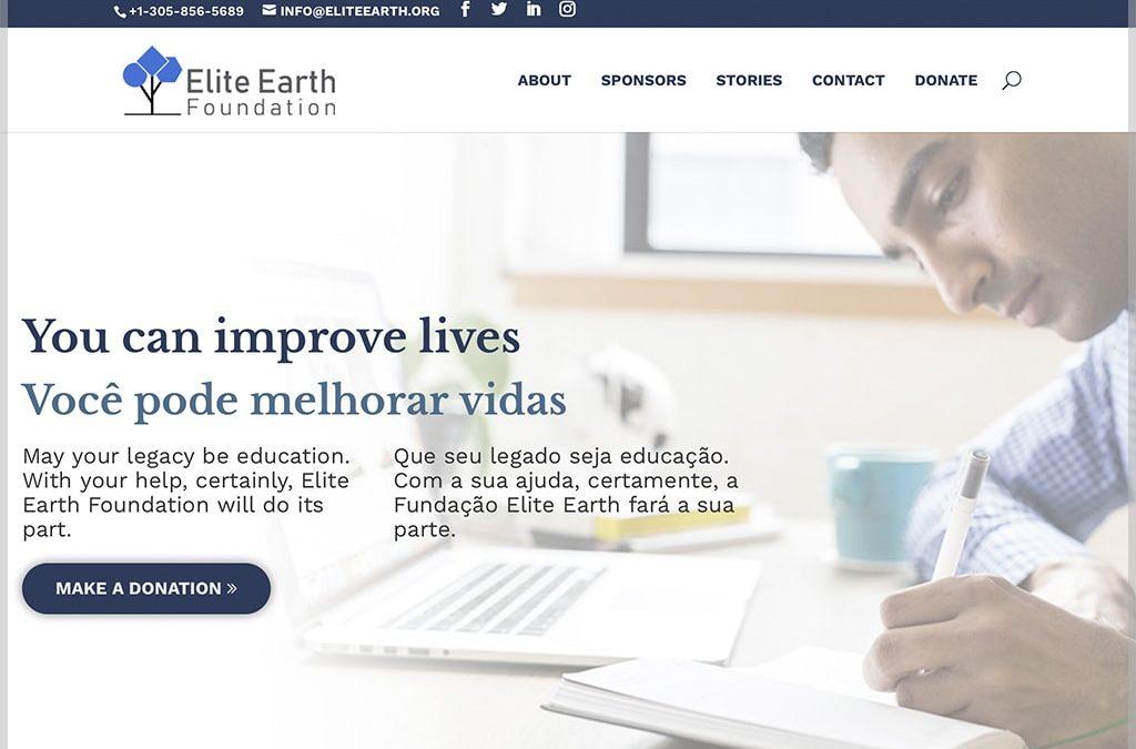 Elite Earth Foundation Website