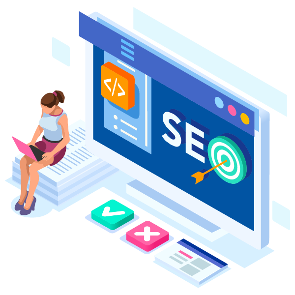 We design SEO friendly websites